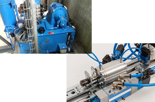 hydraulique pneumatique