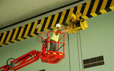 Maintenance équipements industriels
